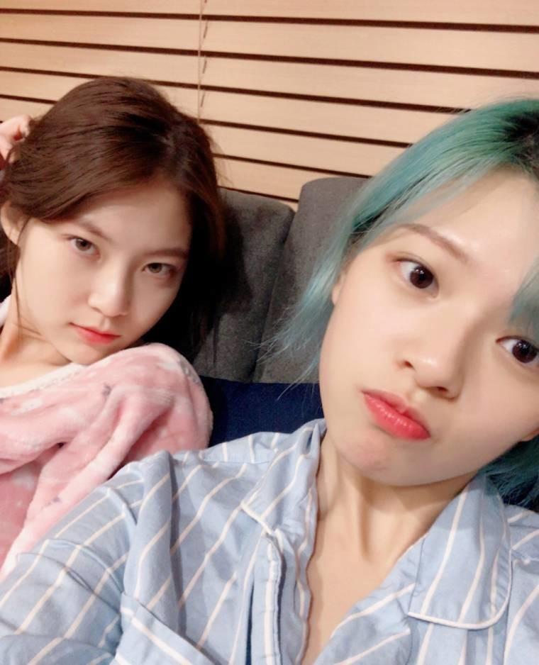 공승연 인스타그램 feat 정연,멍뭉이 (6).jpeg